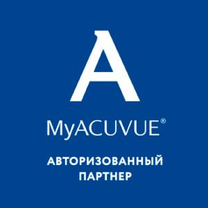 MyAcuvue партнер